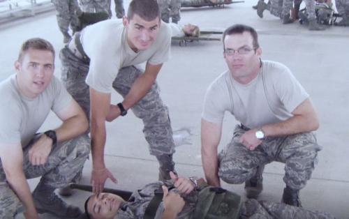 med school blog: U.S. Air Force Physician