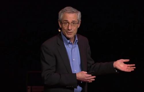 medical school blog: TEDTalk: Toward a New Understanding of Mental Illness