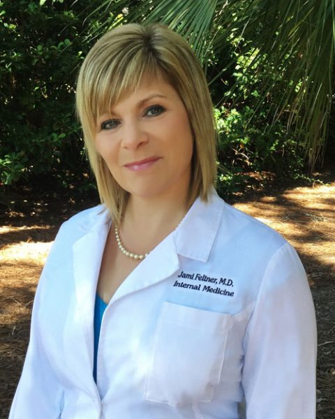 Jami Feltner Saint James School of Medicine Hilton Head