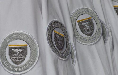 overseas medical school white coats