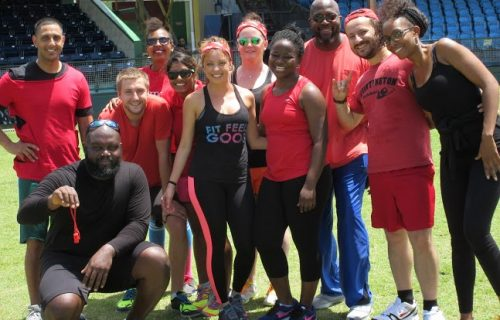 sports day at caribbean medical school