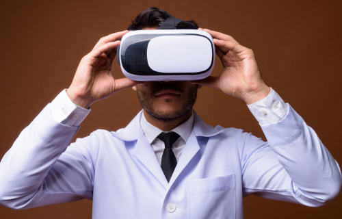 SJSM - Seeing is Believing: Virtual Reality is about to transform medical education